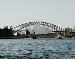 Sydney Opera House and architecture
