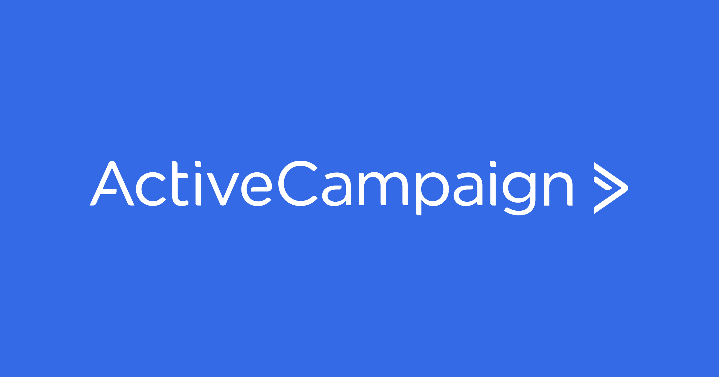 ActiveCampaign - #1 Customer Experience Automation Platform