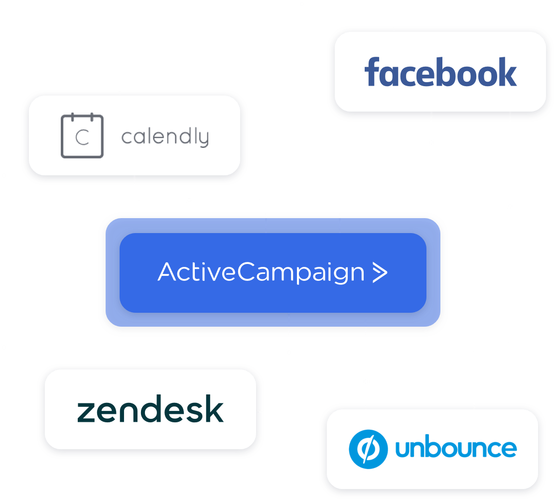 ActiveCampaign CRM integrations icon