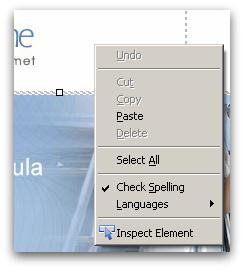 TinyMCE Editor Tip: Access Browser Right-Click Menu